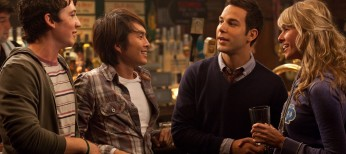 '21 and Over' stars Justin Chon & Miles Teller talk about favorite scenes
