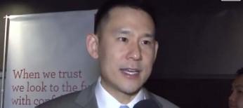 "Director Daniel Hsia talks about his film ""Shanghai Calling"""