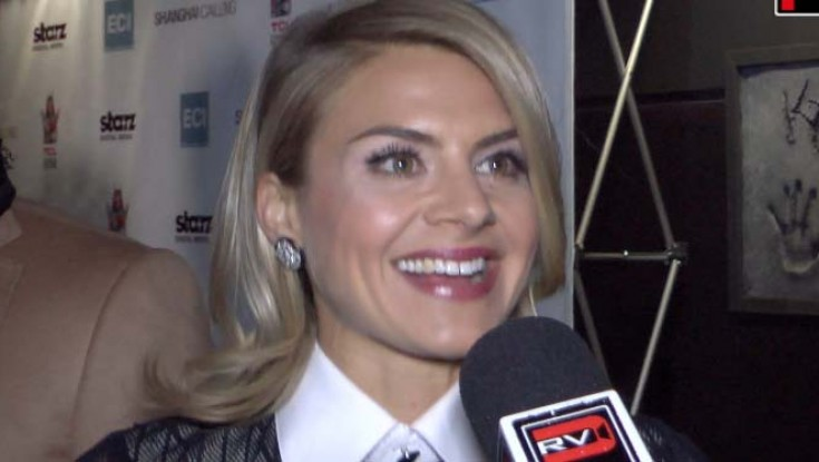 """Actress Eliza Coupe talks about her role in """"Shanghai Calling"""" & expectations of """"Happy Endings"""""""
