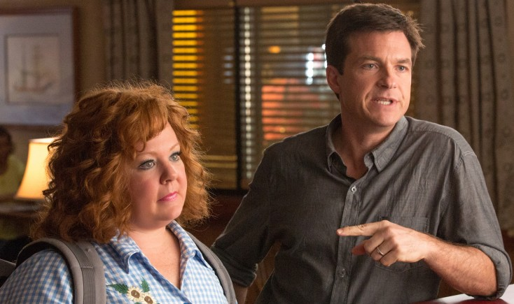 Bateman and McCarthy Steal Laughs in 'Identity Thief' – 5 Photos