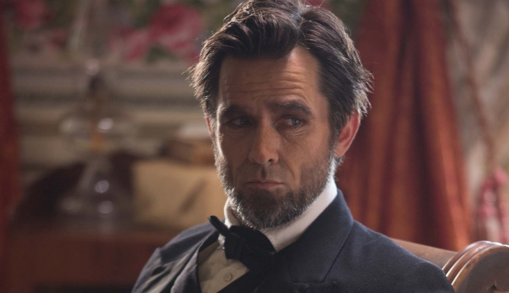 Billy Campbell Takes On Lincoln