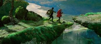 Mila Kunis Takes a Trip to 'Oz'