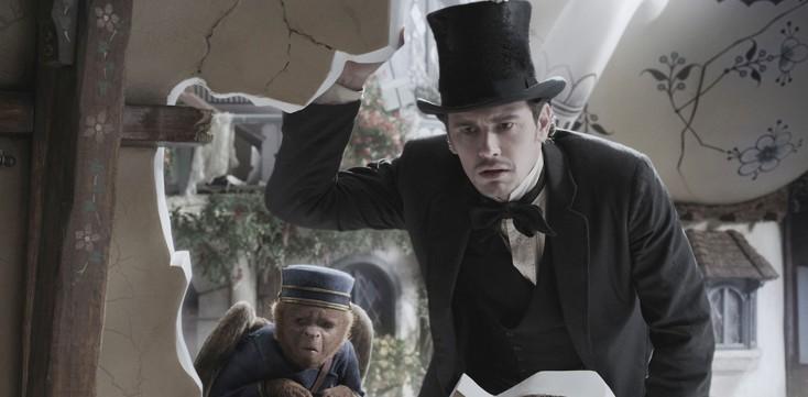 James Franco Opens His Bag of Tricks in 'Oz' – 4 Photos