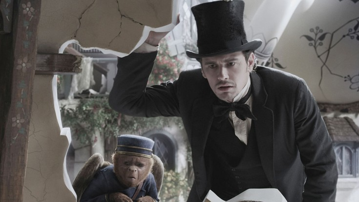 James Franco Opens His Bag of Tricks in 'Oz' – 4 Photos