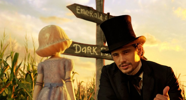James Franco Opens His Bag of Tricks in 'Oz'
