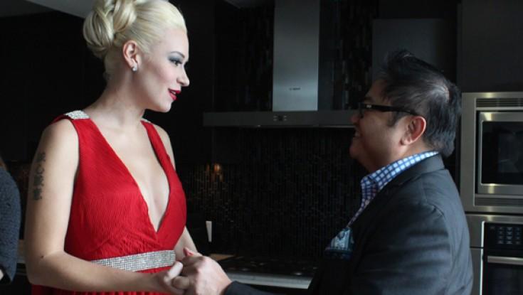 Fashion designer Alexis Monsanto shares fashion predictions for 2013 Oscars