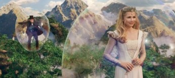Disney releases new from 'Oz, The Great and Powerful'- 'Travel By Bubble'