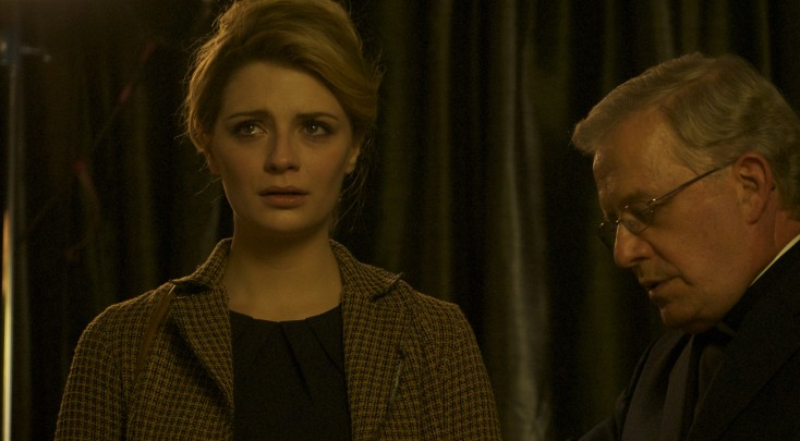 Mischa Barton Reminisces on 'Resurrection' Co-star Clarke Duncan – 3 Photos