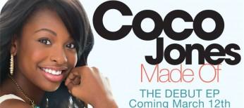 "Coco Jones premiere new EP ""Made Of"""