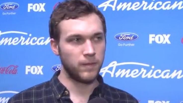 Video Interview: Phillip Phillips return to 'American Idol'