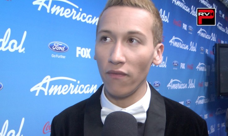 "Devin Velez defends his performance on ""American Idol"""