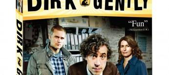 Holistic P.I. 'Dirk Gently' on DVD – 3 Photos