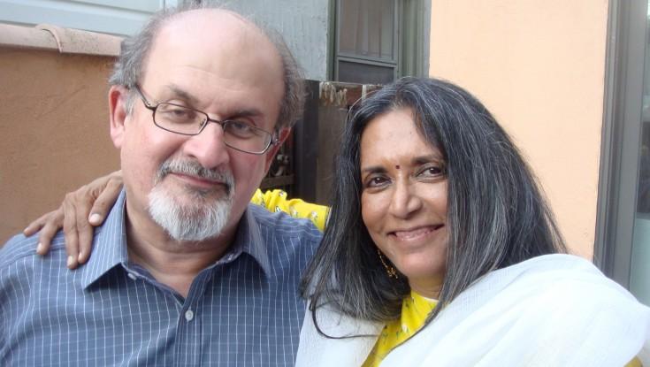 Salman Rushdie Goes Hollywood