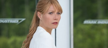 Paltrow's Pepper Potts Gets Physical in 'Iron Man 3'