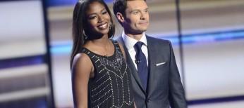 American Idol's Amber Holcomb sent home