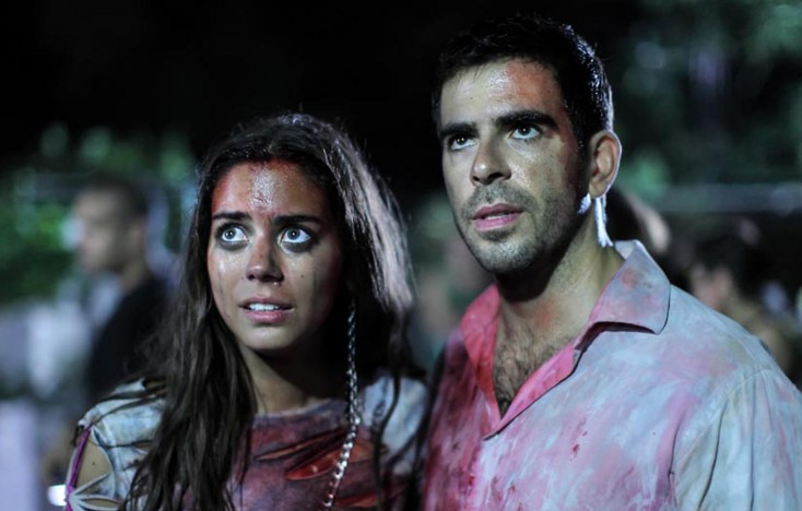 Eli Roth Shakes Things Up With 'Aftershock'