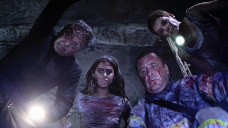 Eli Roth Shakes Things Up With 'Aftershock' – 3 Photos