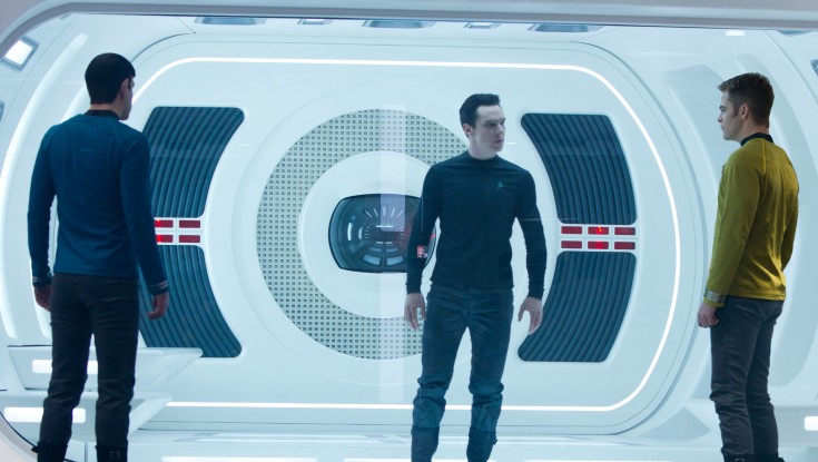 Terrorist-Hunting 'Star Trek' Goes Dark – 4 Photos