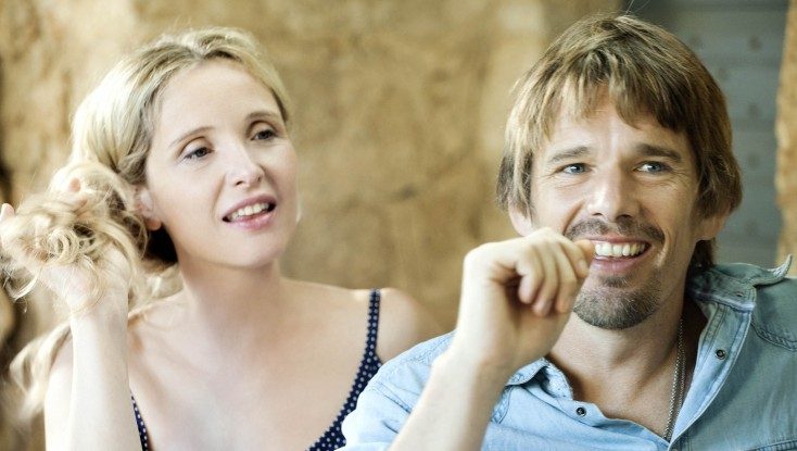 Hawke and Delpy's 'Midnight' Rendezvous