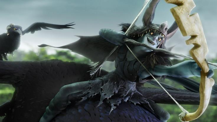 Animated Adventure More Adequate Than 'Epic'  – 4 Photos