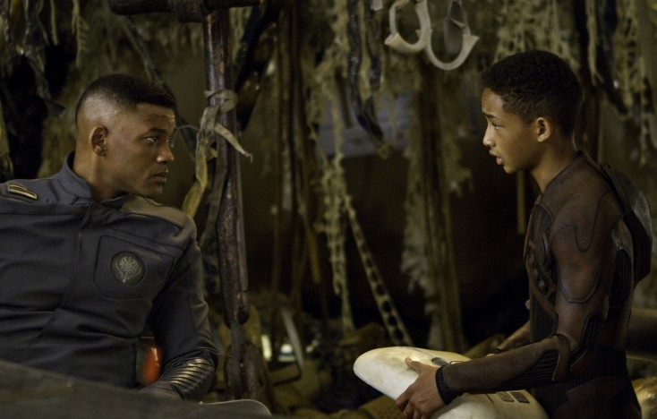 'After Earth' Is Classic Boy's Adventure Tale