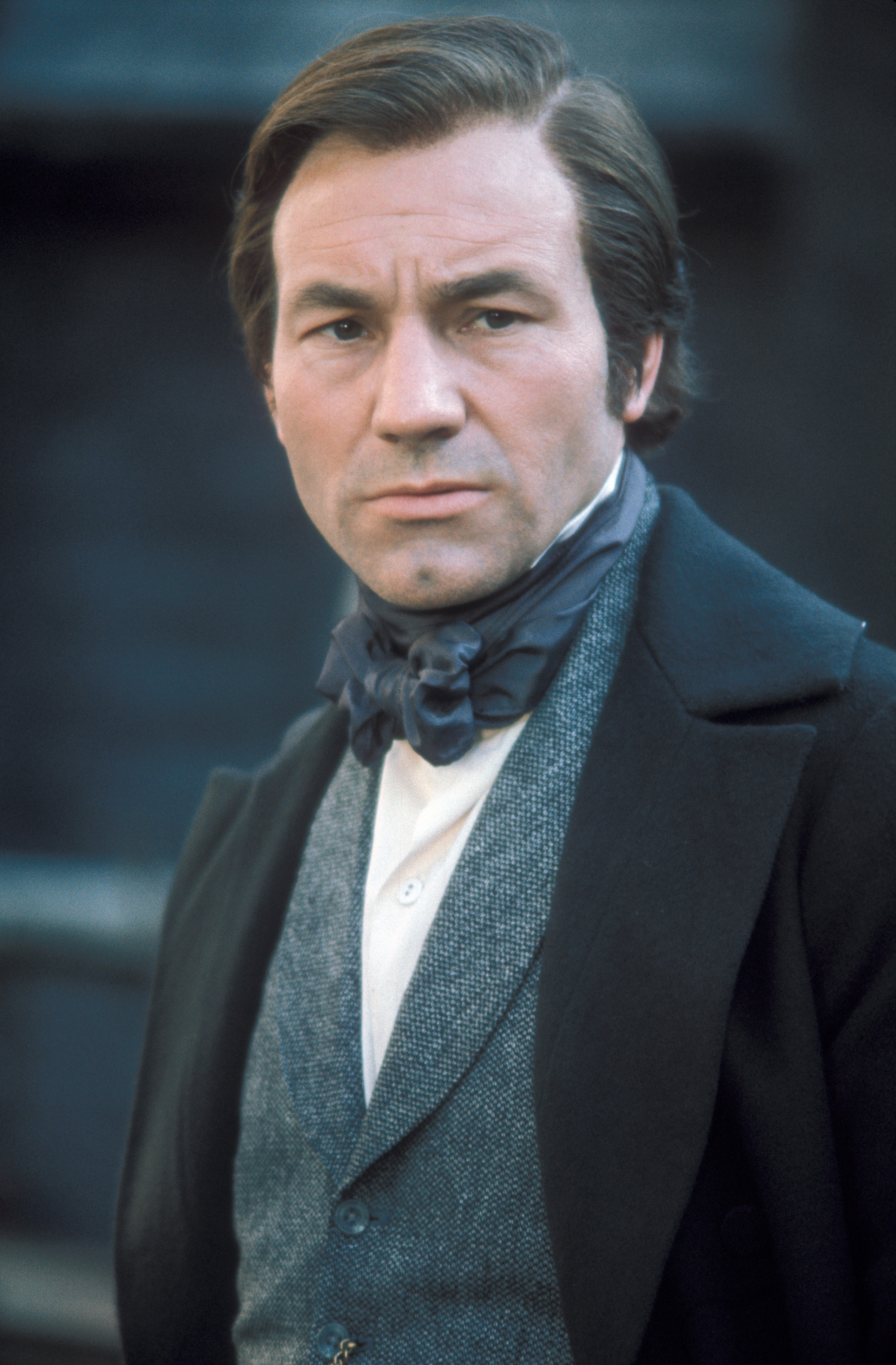 Vintage Patrick Stewart in 'North & South' - Front Row ...