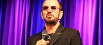 Ringo's the Star at Grammy Museum Exhibit