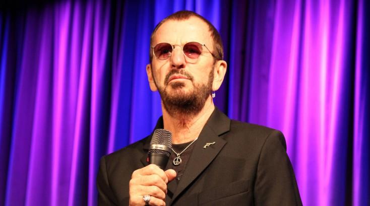 Ringo's the Star at Grammy Museum Exhibit