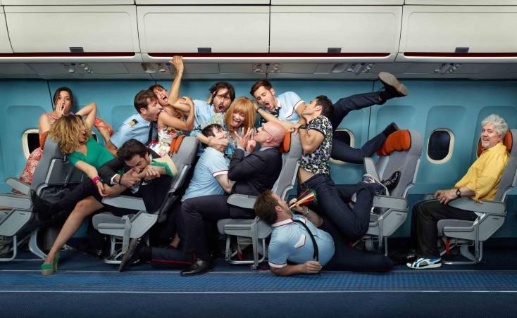 Almodóvar's 'I'm So Excited!' Is Good Dirty Fun  – 3 Photos