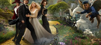 Animators and actor bring China Girl to life in 'Oz The Great and Powerful' – 3 Photos