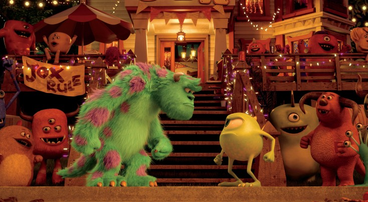 Filmmakers Talk Making the Grade in 'Monsters University'