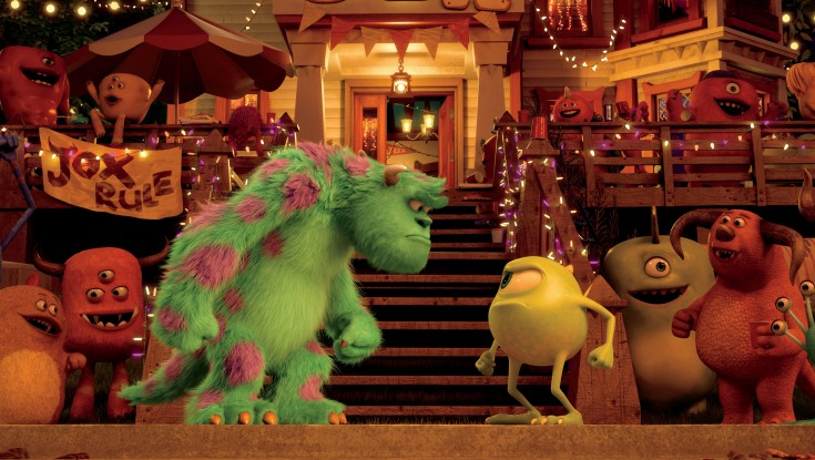 Filmmakers Talk Making the Grade in 'Monsters University'
