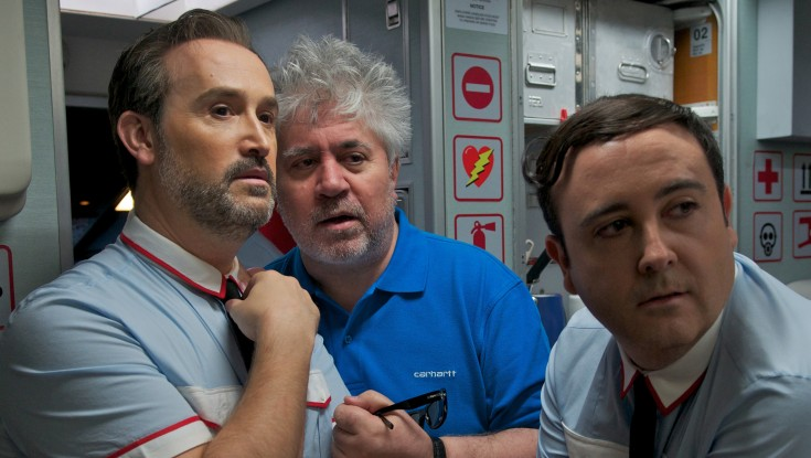Pedro Almodovar is 'Excited' About His New Comedy – 4 Photos