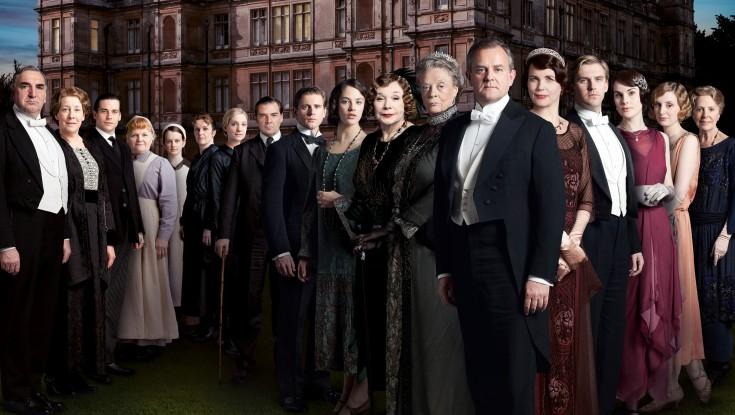 'Downton Abbey' Creator and Cast Talk Season Four