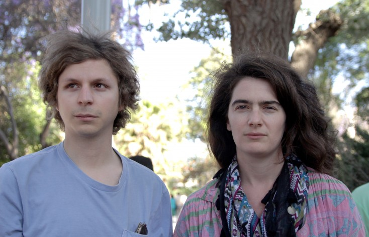 Cera and Hoffman Shine in 'Crystal Fairy'