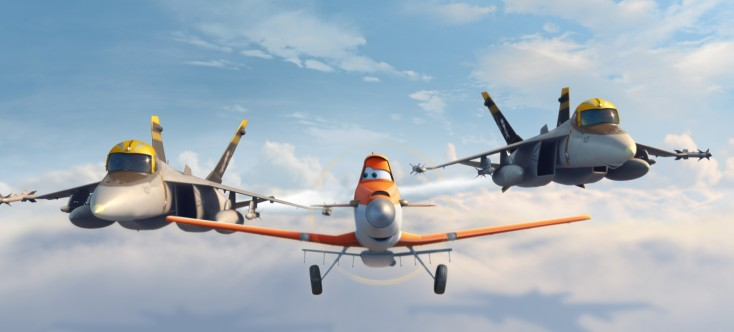 Dane Cook Meets His Destiny in 'Planes'