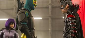'Kick-Ass 2' Makes Heroes Comic – 3 Photos