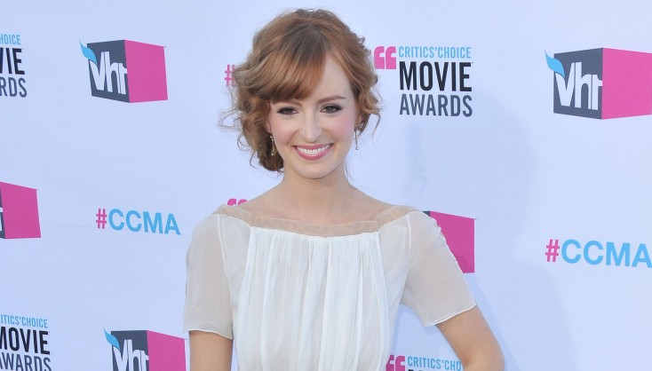 EXCLUSIVE: Ahna O'Reilly Talks on Playing the Girlfriend in 'Jobs'