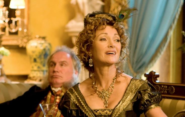Jane Seymour Spoofs Regency Period in 'Austenland'