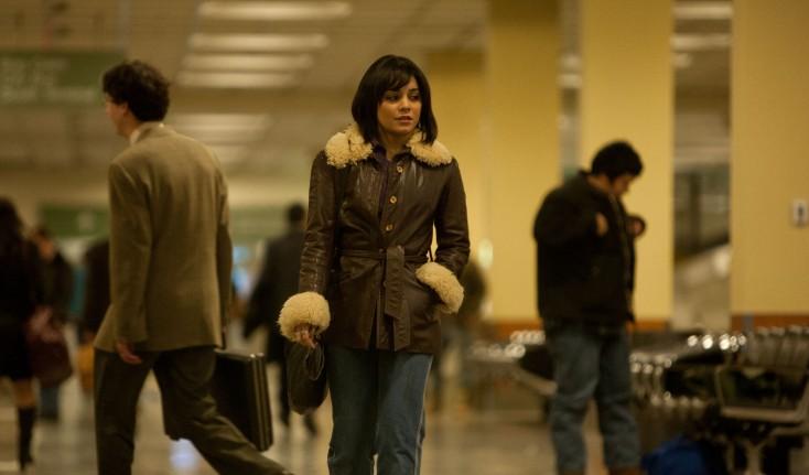 EXCLUSIVE: Vanessa Hudgens Deals with a Cold Killer in 'Frozen Ground' – 3 Photos