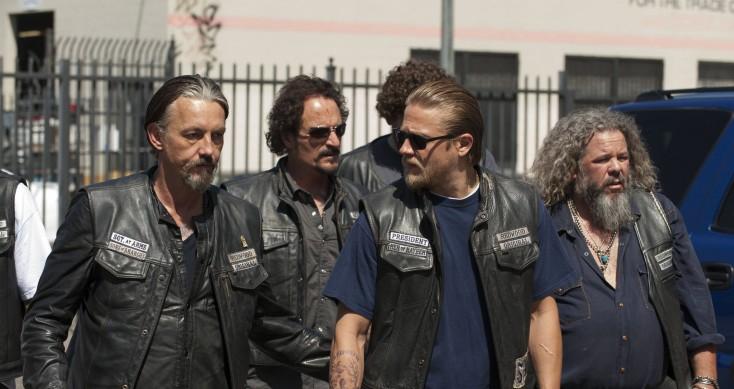'Sons of Anarchy' Season Five Rolls in on Blu-ray
