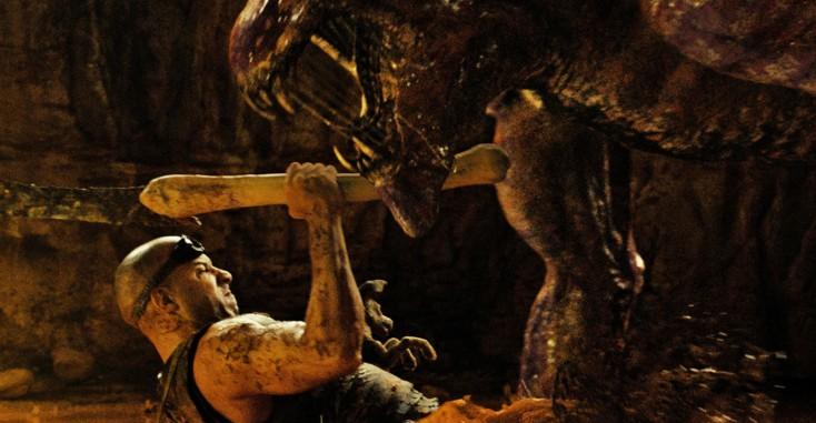 Vin Diesel Eyes More 'Riddick' – 5 Photos