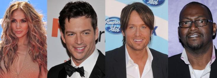 'American Idol XIII' Announces Dream Team: Jennifer Lopez, Harry Connick Jr. and Keith Urban