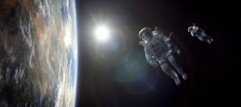 Soaring 'Gravity' Visuals Overcome Lightweight Plot