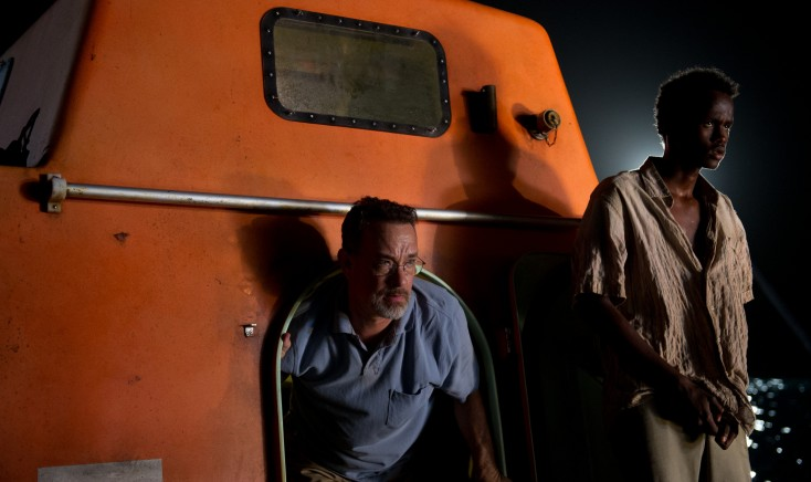 Tom Hanks Takes the Helm in 'Captain Phillips'