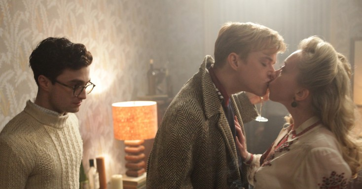 Radcliffe, DeHaan Enliven 'Kill Your Darlings'