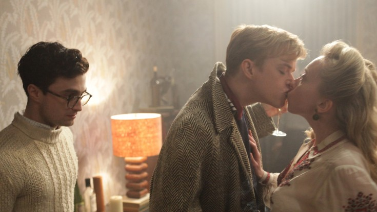 Radcliffe, DeHaan Enliven 'Kill Your Darlings'