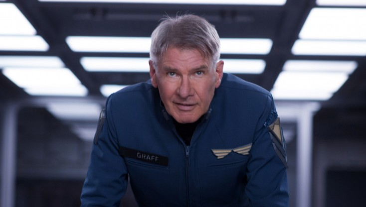 Harrison Ford Returns to Space in 'Ender's Game'  – 3 Photos