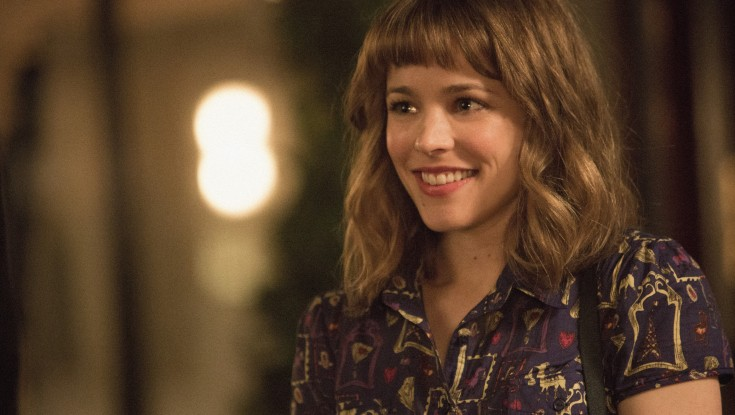 Time-Traveler's Actress Rachel McAdams – 4 Photos
