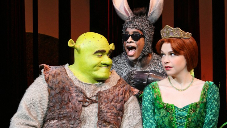 School Grants Available in Conjunction with 'Shrek' Blu-ray Release